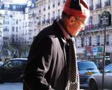 Tibetan Hat - Place Sartre-Beauvoir