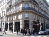 A Bout de Souffle - Le Royal St-Germain - now an Armani store
