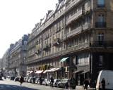 A Bout de Souffle - Rue de Rennes