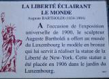 La Liberte - Eclairant le monde (Liberty Lighting the World)
