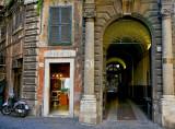 Roman barbershop