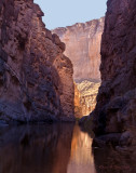 Santa Elena Canyon - End