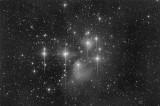 M-45, the Pleiades
