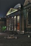 Geneva at night... Cathedral  / HDR