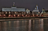 Moscow at night.... (HDR)