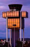 Control centre in Geneva Airport