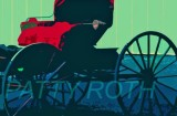 Amish open buggy, enhanced
