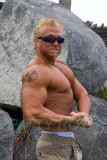 Louis Uridel trainer at World Gym San Diego