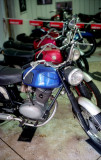 Classic 60's Sears Motorcycles
