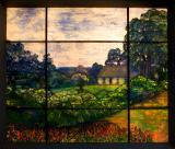 Thomas Lynch Tiffany  Window