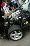 Chevrolet Corvette ZR1 engine
