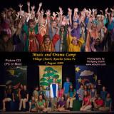 2009 Music and Drama Camp