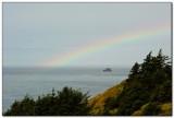 Rainbow Over Tilley Lighthouse