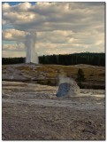 Old Faithful and a Dormant Beehive