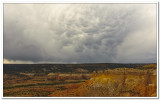 Storm at the Ghost Ranch