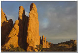 Fins, Arches National Park