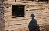 Cabin and Shadow
