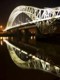 - 3rd January 2006 - Raw Reflections Runcorn Bridge
