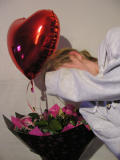 - 14th February 2006 - mystery admirer