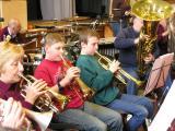 third cornets