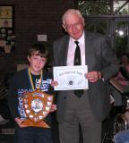 - 8th May 2006 - VP award