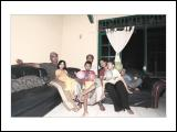 My Cousin with My Family