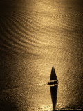 Sail on gold