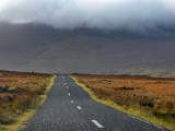 On the road in Co. Mayo