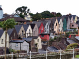Cobh's Deck of Cards  Houses - Co. Cork