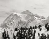 North Face, Mount Shuksan, Washington