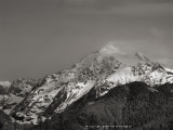Mt. Shuksan from Komo Kulshan