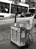 Street Musician (Johnny Hahn)