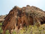 wadi amud rock wall.JPG