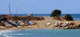 haifa beach boats