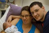 Mum Dad and Baby