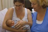Mum Baby and Grandma