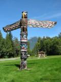 Homalco totem pole at Bute Inlet 1.jpg