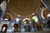 Kabood (Dark Blue) Mosque, Inside