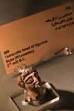 Terracotta Head of Figurin