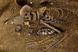 Buried Woman