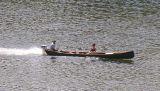 Restigouche River - guide boat