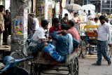The Streets Of Old Delhi