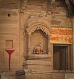 Throne of the Sadhu
