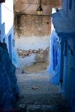 Streets Of Chechaouen
