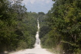 Road to Yaxjá