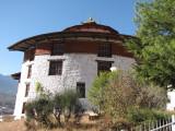 Paro Dzong and Museum