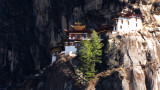 Tigers Nest Closer View