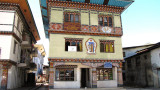 All Buildings must conform to Bhutanese Architecture