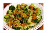 Broccoli Gado Gado Peanut Sauce