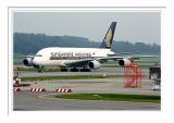 SIN SQ A-380 @ Changi 2